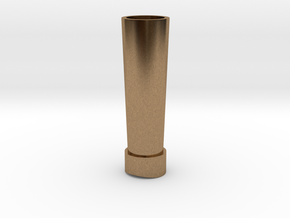 BMA-009 MRR Forney Chimney in Natural Brass