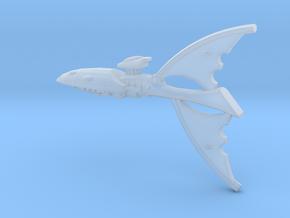 Cazador de Sombras B in Smooth Fine Detail Plastic