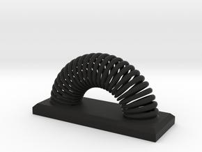 Desktop guitar pick holder in Black Premium Versatile Plastic