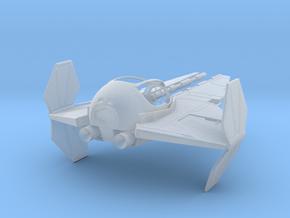 1/72 Eta-2 Actis-class interceptor Wing Open FUD  in Smooth Fine Detail Plastic