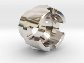 Custom CC Crystal Energy Port V2 in Rhodium Plated Brass