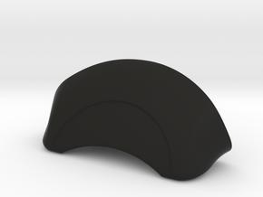 SUUNTO T6 X6HR X6 S6 Adapter kontur 22mm in Black Natural Versatile Plastic