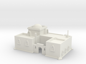 Tatooine Safehouse in White Natural Versatile Plastic
