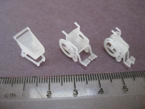 OO gauge items in Smooth Fine Detail Plastic