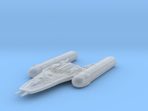 Y-Wing___CW in Frosted Ultra Detail