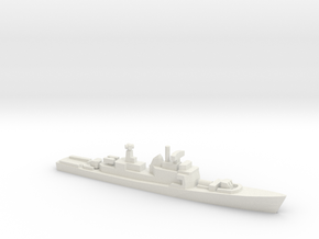 Oslo-class frigate, 1/2400 in White Natural Versatile Plastic