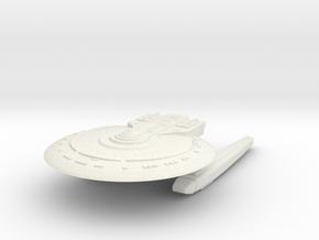 Arc Class  Destroyer in White Natural Versatile Plastic