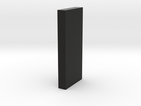 Monolith in Black Natural Versatile Plastic