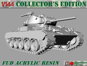1:144 M24 Chaffee in Smooth Fine Detail Plastic