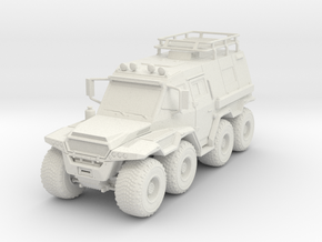 1:64 - Shaman ATV in White Natural Versatile Plastic