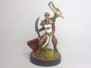 Elf Eldritch Knight (Modular) in Smooth Fine Detail Plastic