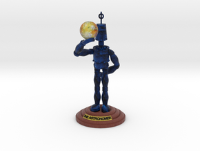 boOpGame Shop - The Astronomer in Full Color Sandstone
