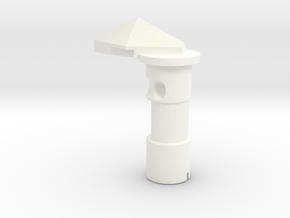 MP 15-22 Reversible Safety (Diamond) in White Processed Versatile Plastic