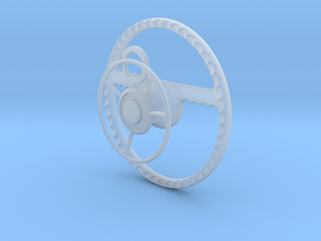 Sea Maid Steering Wheel Asy in Smooth Fine Detail Plastic