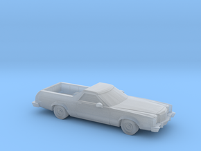 1/220 1977-79 Ford Ranchero in Frosted Ultra Detail
