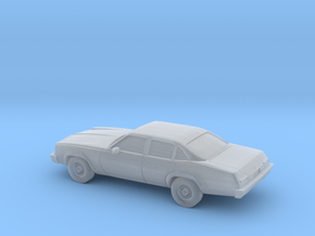 1/220 1974 Chevrolet Chevelle Sedan in Frosted Ultra Detail