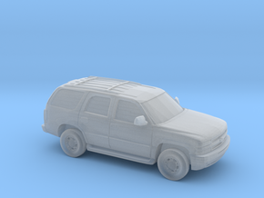 1/220 2000 Chevrolet Tahoe in Smooth Fine Detail Plastic