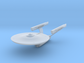 V Constitution Class in Smooth Fine Detail Plastic