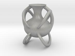 Vase 949am (downloadable) in Aluminum