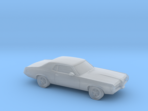 1/220 1966-69 Mercury Cougar in Smooth Fine Detail Plastic