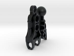 Kardatoran Arm Set V2 in Black Hi-Def Acrylate