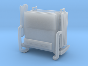 1/160 ALF SQURT pump section in Smooth Fine Detail Plastic