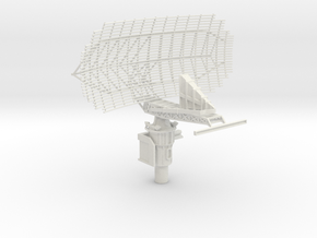 1/48 USN AN SPS 49 Radar in White Natural Versatile Plastic