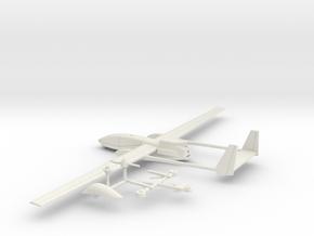 042D IAI Heron 1/48 in White Natural Versatile Plastic