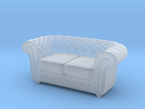 Printle Thing Sofa 11 - 1/43 in Smooth Fine Detail Plastic