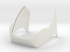 F22 HUD in White Natural Versatile Plastic