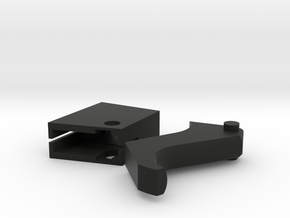 BlastFX - E11 Trigger Assembly in Black Natural Versatile Plastic