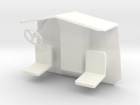 BN interior 132nd in White Processed Versatile Plastic