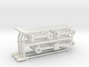 #160-1493 Jewett 1916 add-ons (3x) in White Natural Versatile Plastic