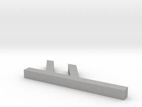 Rune_Fehu in Aluminum