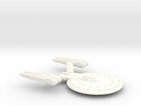 USS Oroway in White Processed Versatile Plastic