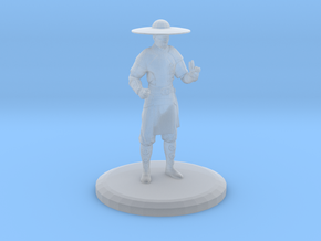 Kung Lao (MKX) in Smooth Fine Detail Plastic