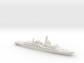 Type 679 Training Ship, 1/2400 in White Natural Versatile Plastic