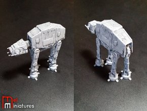 AT-AT 1/270 in White Natural Versatile Plastic