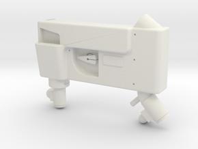 Gemini VCM / Ventilation Control Module 1/6 Scale in White Natural Versatile Plastic