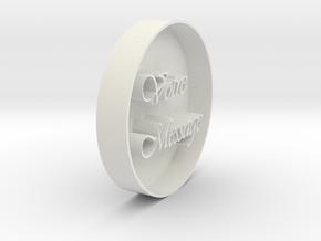 c2 in White Natural Versatile Plastic
