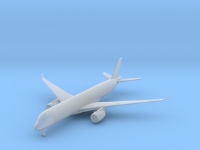 1/700 A350-900 w/Gear (FUD) in Smooth Fine Detail Plastic