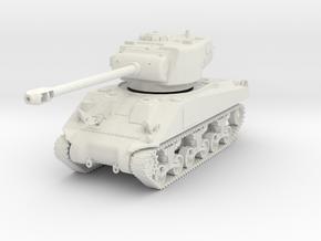 DW20A M4 90V Medium Tank (28mm) in White Natural Versatile Plastic