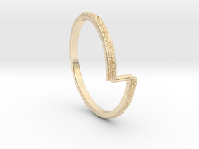 Vod Ring in 14K Yellow Gold