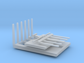 1044 Table PART 2 in Smooth Fine Detail Plastic