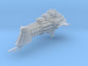 Mars Battlecruiser (Refit) in Smooth Fine Detail Plastic