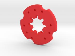 Fendt Felgengewicht in Red Strong & Flexible Polished
