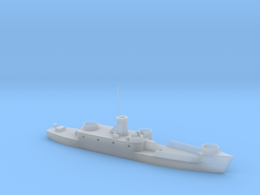 1/285 Scale USN LCI in Smooth Fine Detail Plastic