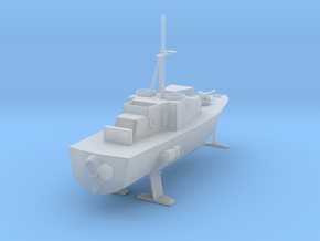 1/285 PGH-2 USS Tucumcari Hydrofoil in Smooth Fine Detail Plastic