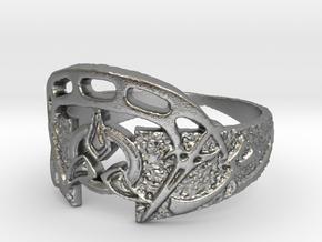 Dahar Master Ring in Natural Silver: 13 / 69