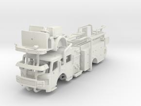1/64 Philadelphia ALF Engine in White Natural Versatile Plastic